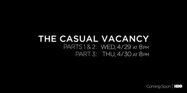 hbo casual vacancy