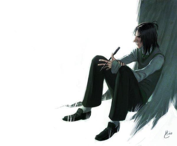Harry Potter BlogHogwarts Fan Art Severus Snape (16)