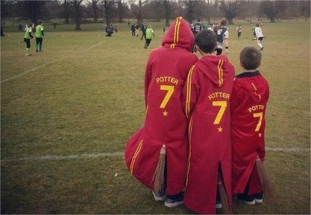 Harry Potter BlogHogwarts Quidditch 2
