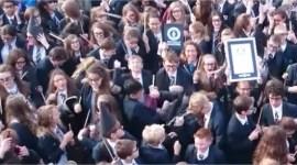 Nuevo Récord Guinness: Mayor Número de Personas Vestidas como Harry Potter!