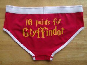 10 puntos gryffindor