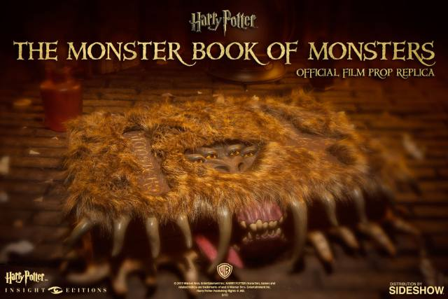Harry Potter BlogHogwarts Monstruoso Libro de los Monstruos (1)
