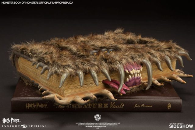Harry Potter BlogHogwarts Monstruoso Libro de los Monstruos (2)
