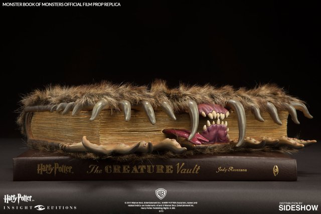 Harry Potter BlogHogwarts Monstruoso Libro de los Monstruos (3)
