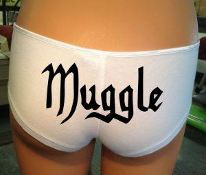 muggle bra