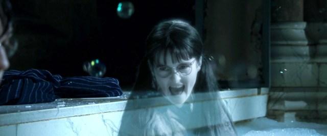 baños de hogwarts