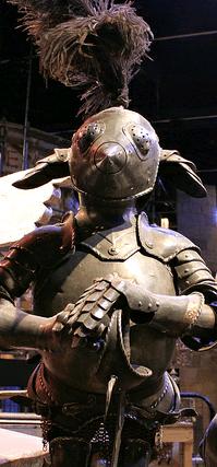 armadura elfo domestico