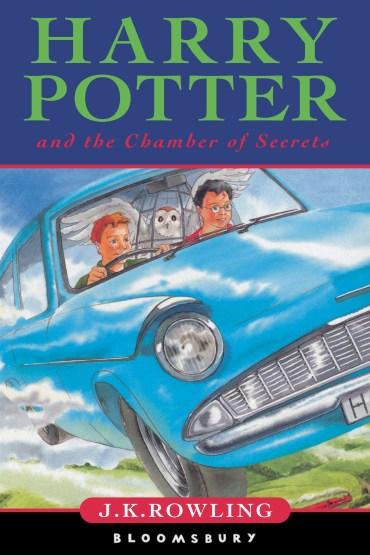 Hace 17 años se publicó 'Harry Potter y la Cámara de los Secretos'