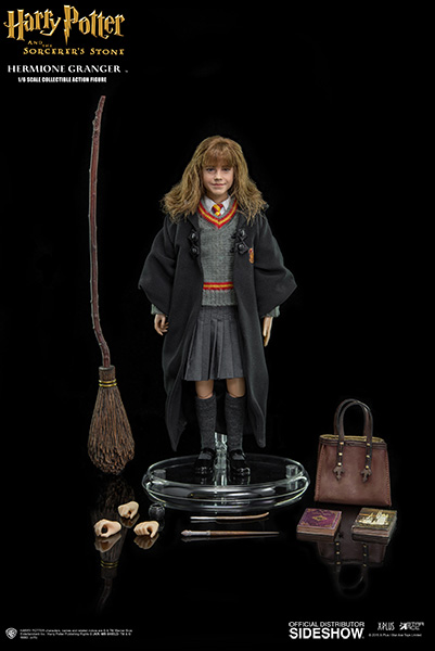 Harry Potter BlogHogwarts Figura Accion Hermione Granger (10)