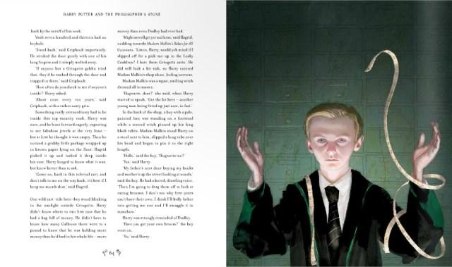 Harry Potter BlogHogwarts Piedra Filosofal Ilustrado 04