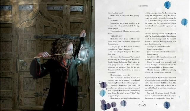 Harry Potter BlogHogwarts Piedra Filosofal Ilustrado 07