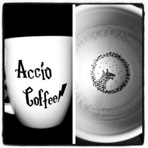 accio cafe taza