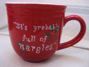 nargles taza cafe