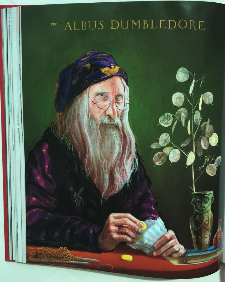 'Harry Potter y la Piedra Filosofal' Ilustrado: Capítulo 6