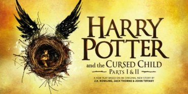 Sipnosis y artwork de Harry Potter and The Cursed Child