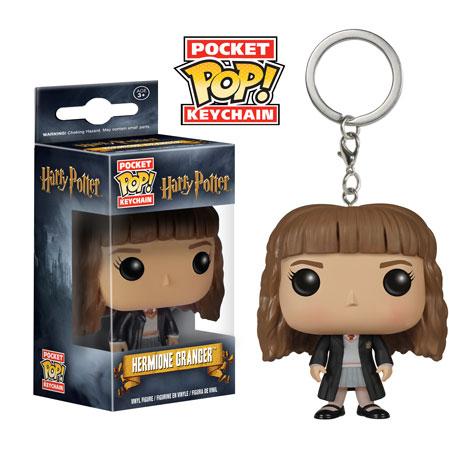 funko llavero hermione