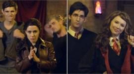Katnis Everdeen y Hermione Granger se atacan cantando rap!