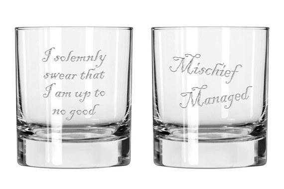 vaso whisky travesuras