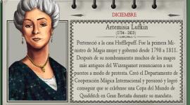 Artemisia Lukfin – Mago del Mes Diciembre