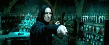 Adiós Severus Snape: el elenco de Harry Potter recuerda a Alan Rickman en las redes