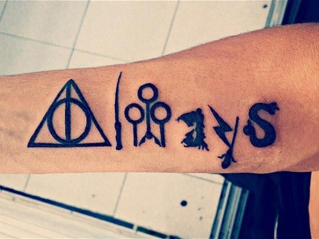 always tatoo