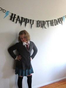 feliz cumpleaños potter
