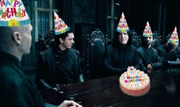 J.K Rowling felicita a Severus Snape