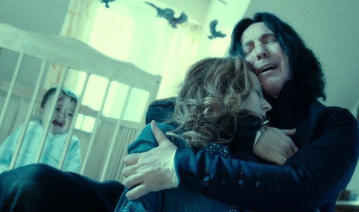 Harry Potter BlogHogwarts Parejas 8