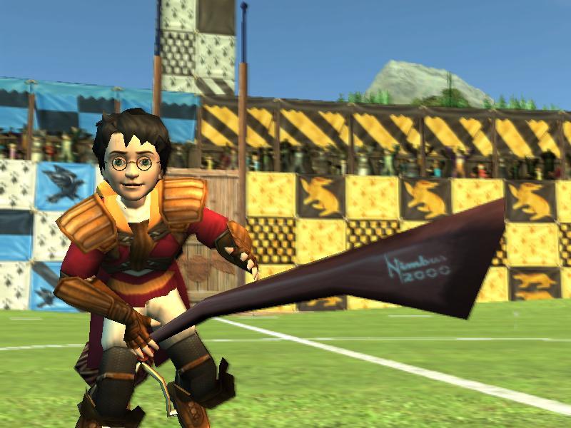 quidditch videojuego