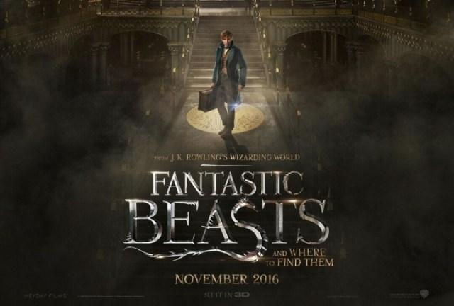 Harry Potter BlogHogwarts Animales Fantasticos Paris