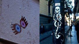 Arte inspirado en Harry Potter se toma las calles de Madrid