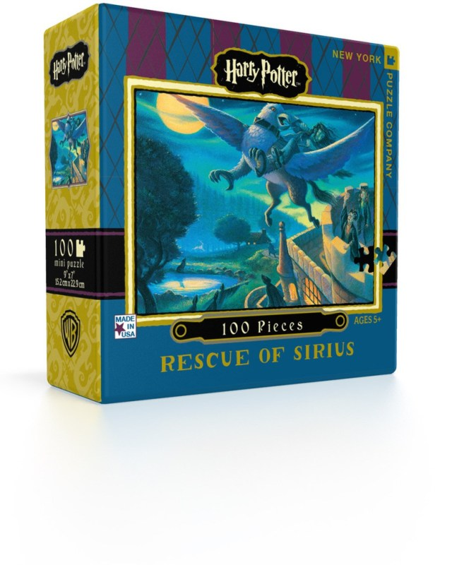 Harry Potter BlogHogwarts Rompecabezas Mary Grandpre (10)