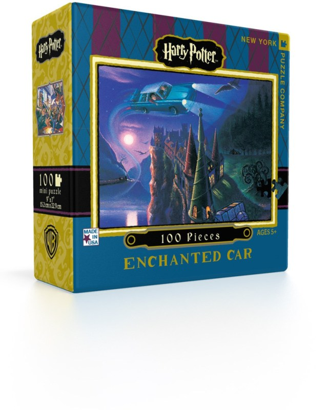 Harry Potter BlogHogwarts Rompecabezas Mary Grandpre (11)