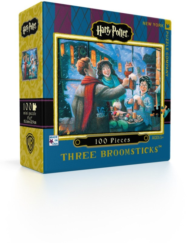 Harry Potter BlogHogwarts Rompecabezas Mary Grandpre (12)