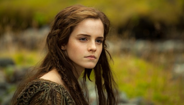 Emma Watson is Ila in NOAH, from Paramount Pictures and Regency Enterprises. N-13778
