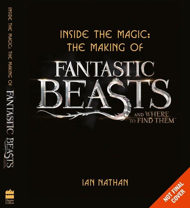 libro animales fantasticos