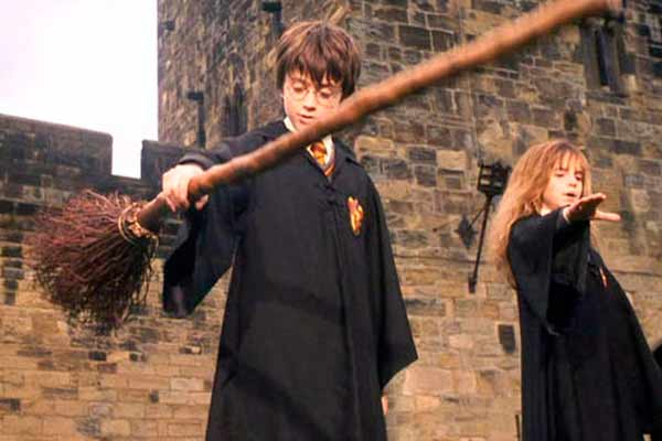 Harry Potter BlogHogwarts Escoba