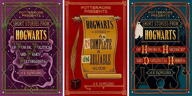 libros hogwarts