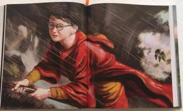'Harry Potter y la Cámara Secreta' Ilustrado: Capítulo 10