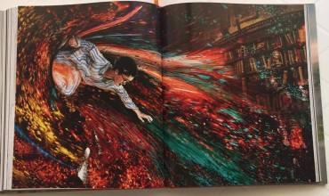 'Harry Potter y la Cámara Secreta' Ilustrado: Capítulo 13