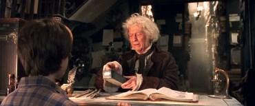 Murió John Hurt, «Ollivander» en las películas de Harry Potter