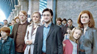 Hoy 1 de septiembre de 2017 ocurre el epílogo de Harry Potter!!!!!