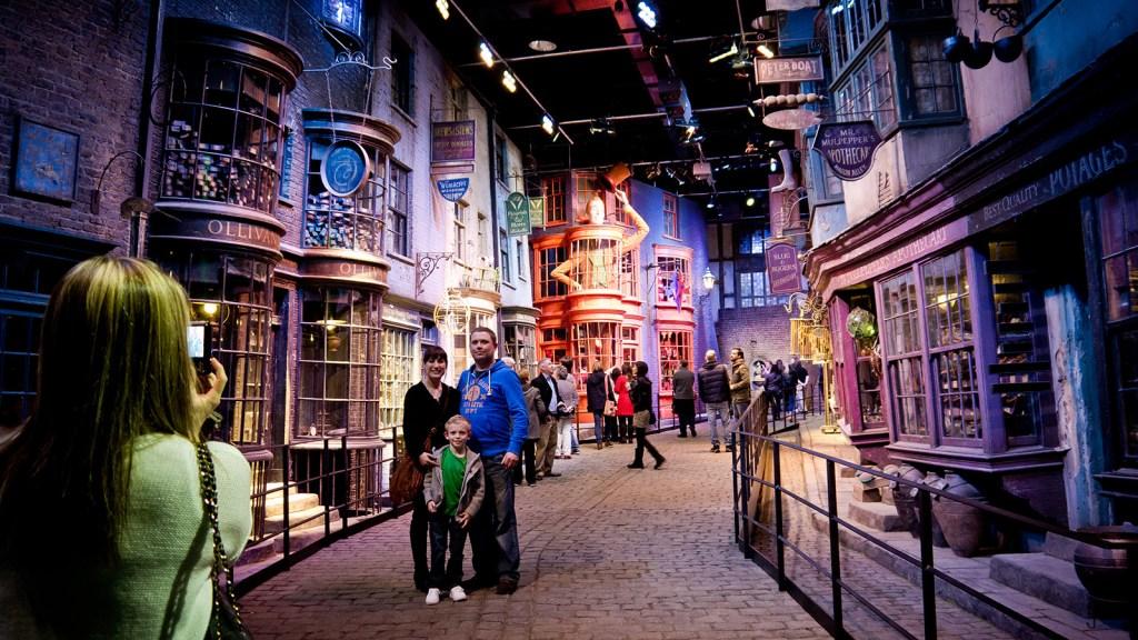 10 Lugares Que Los Fans De Harry Potter Deben Visitar