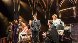 'Harry Potter and the Cursed Child' se estrenará en Broadway el 22 de abril de 2018