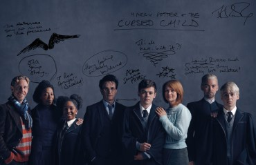 Filman 'Harry Potter and the Cursed Child'… ¿saldrá a la venta en DVD/Blu-Ray?