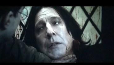 J.K. Rowling se disculpa por haber asesinado a Severus Snape
