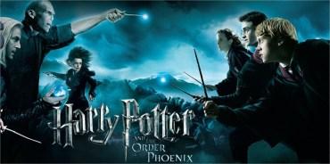 """Se cumplen 10 años del estreno de """"Harry Potter y la Orden del Fénix""""!"""