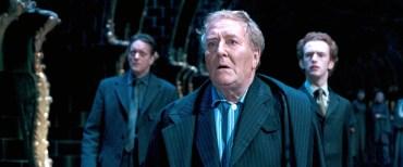 Murió Robert Hardy, actor de 'Harry Potter', a los 91 años de edad