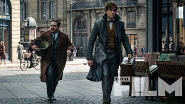 Nueva imagen de Newt Scamander y Jacob Kowalski en 'Los Crímenes de Grindelwald'