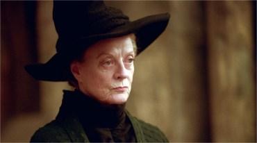 Teoría Fan: ¿Es McGonagall realmente una Mortífaga?